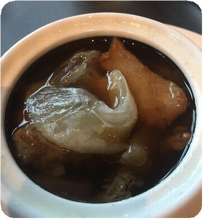 台北四七名人宴ぶっ飛びスープ