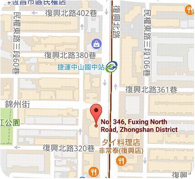 麻膳堂地図