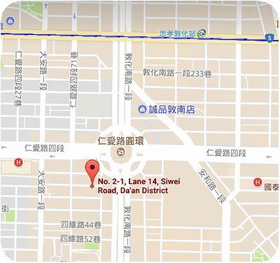 September Café地図