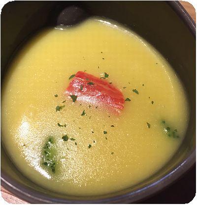 陶板屋スープ