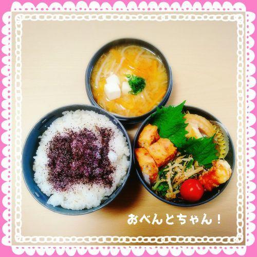 ★6月1日(木)・2日(金)・3日(土)白身魚の香味焼き弁当 その他4