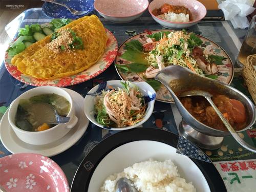 カンボジア料理ごちです!