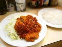 ブルドック洋食チキンカツ大井町01