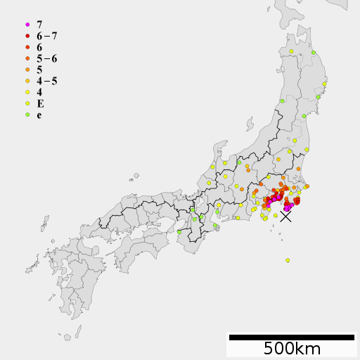 【元禄関東地震】1703年に関東で起きた大地震の発生周期は500年間隔か…次に来るのは2200年頃?