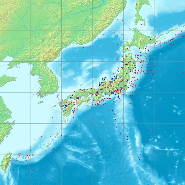 【地震】1831年(天保2年)に起きたM6.1の大地震…佐賀ではなく「福島」で発生か