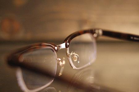 セルロイドめがね フレーム デッドストック ビンテージ 新潟県 長岡市 眼鏡店