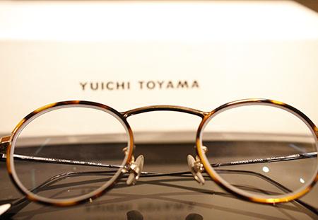 YUICHI TOYAMA U-074W W.Johannes 新潟県 取扱い 長岡市 見附市 めがね店