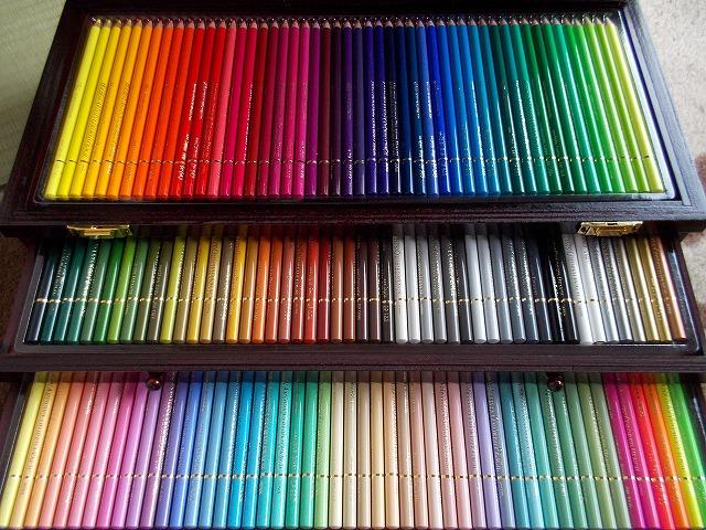 150色色鉛筆