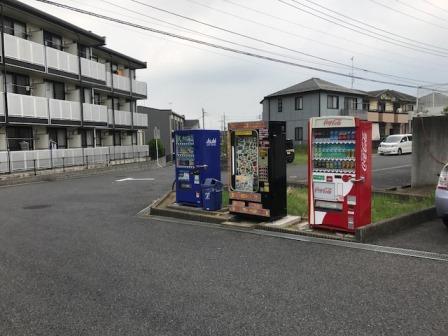 井山自販機コーナー