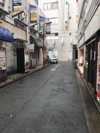 ニューギンザ新宿ビル②