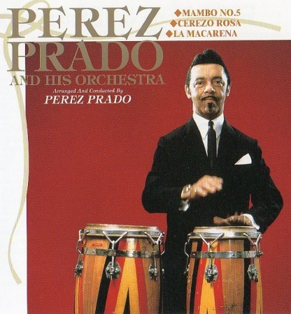 Perez Prado CD Best Victor120