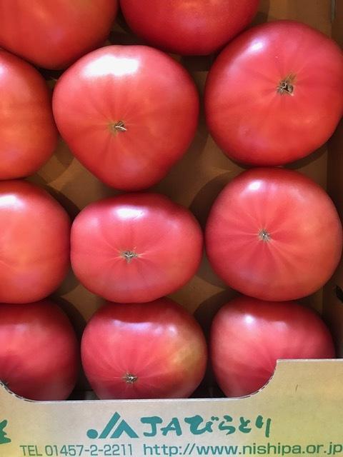 ニシパのトマト