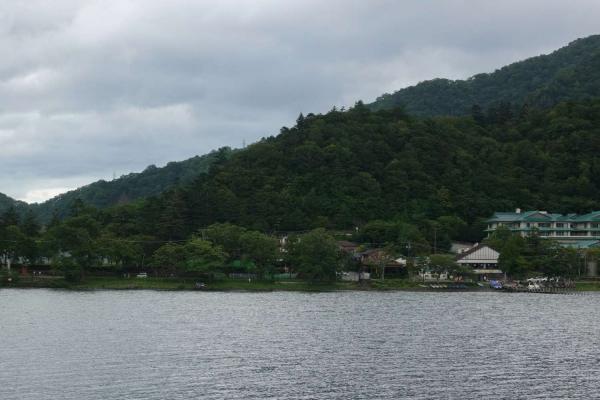 中禅寺湖クルージング