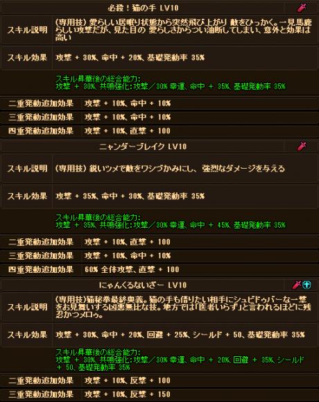 20170721-00l ☆10Exクーちゃんのデータ♪追記