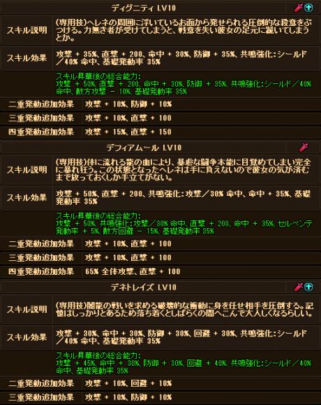 20170723-00h ☆10Exヘレネさんのデータ♪追記