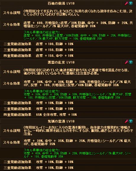 20170808-00e ☆10Ex遠レイミーさんのデータ♪追記