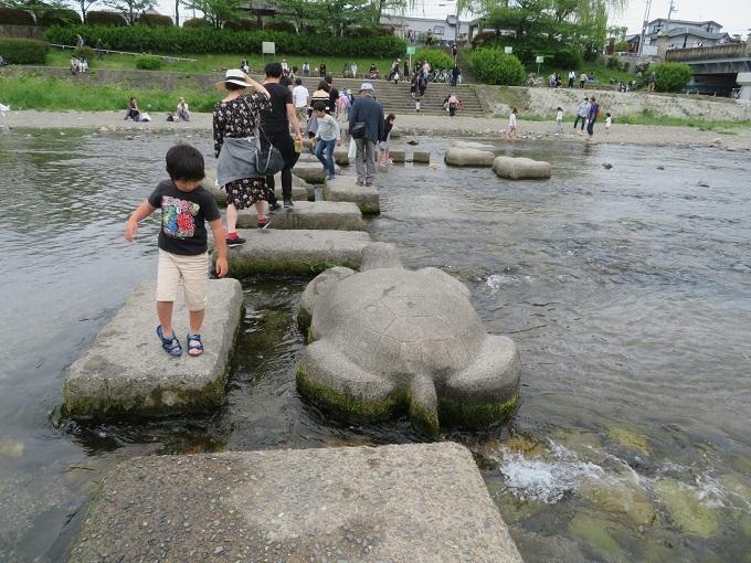飛び石 (3)