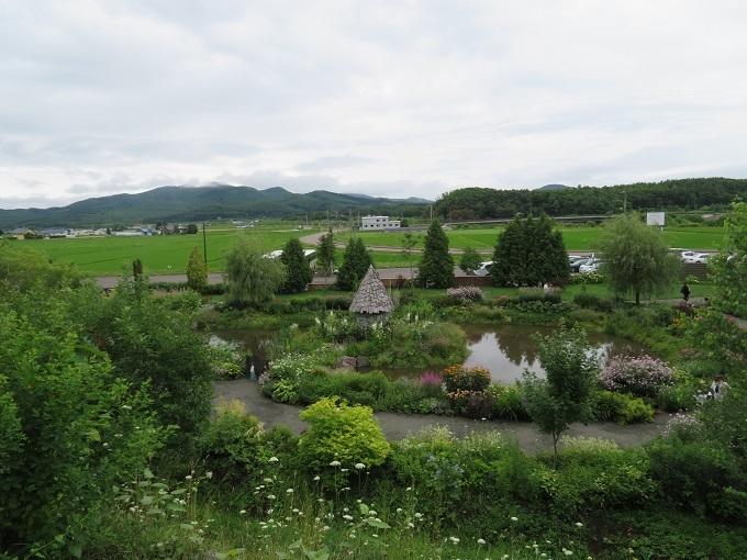 展望台からノームの庭