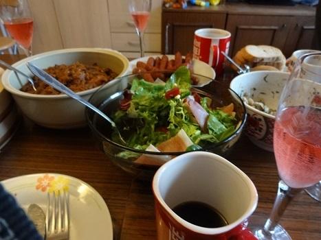 2017 ウーラ宅で食事会&写真撮影