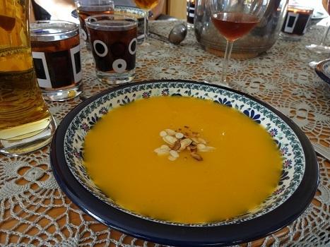 2017 アグネシカ宅で食事会