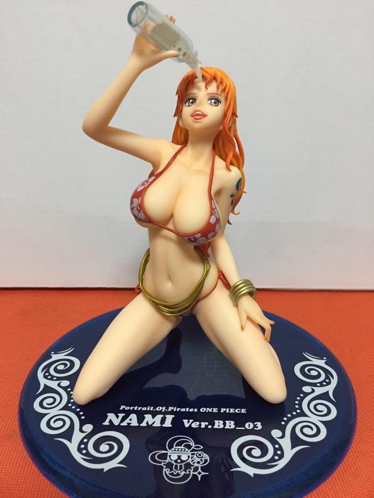 ワンピース ナミ POP BB_03 フィギュア
