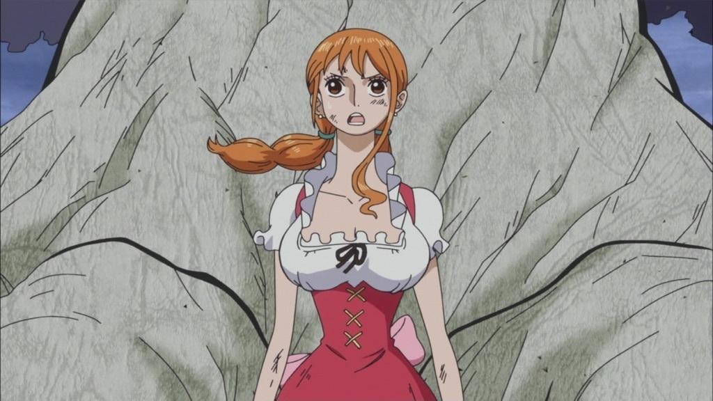 ワンピースアニメナミ