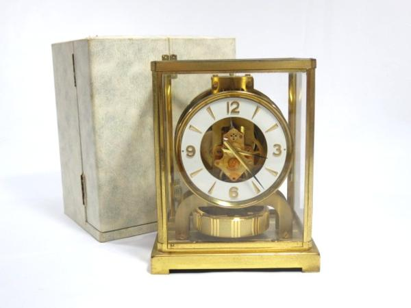 ジャガークルト アトモス ATOMOS 置時計