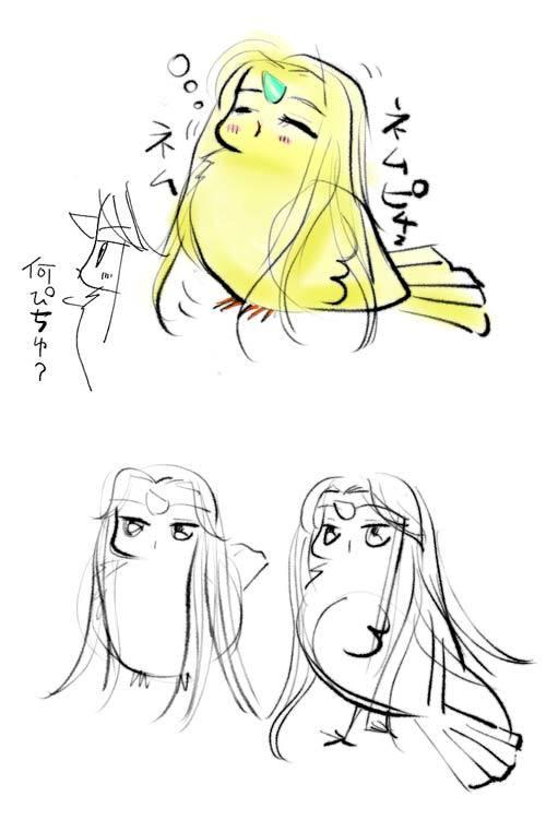 かじゅ落書き2