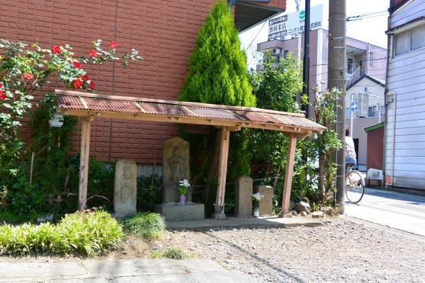 下戸田氷川神社②