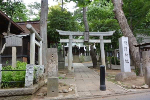 堀ノ内熊野神社①