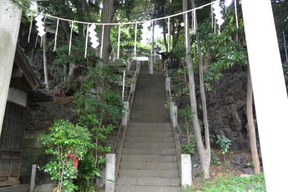 山王熊野神社②