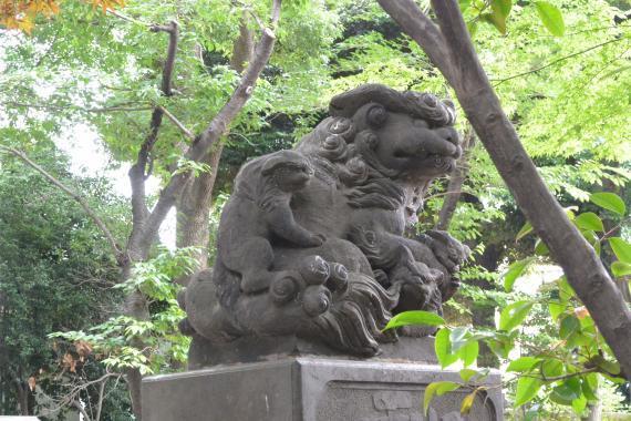 山王熊野神社③