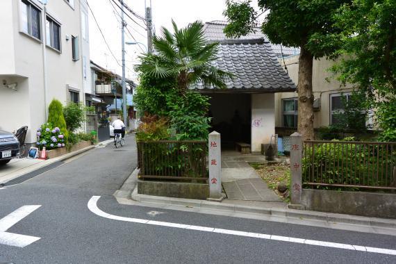 堀ノ内地蔵堂①