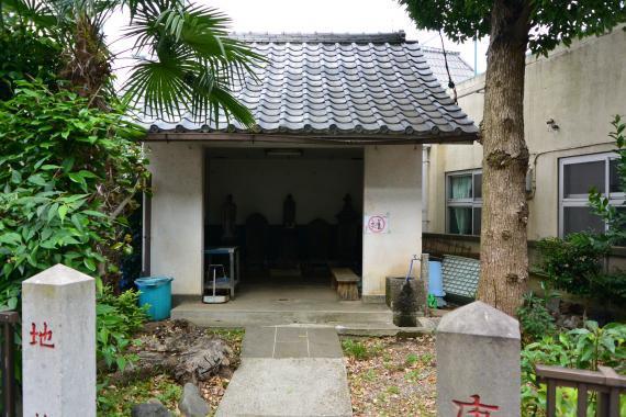 堀ノ内地蔵堂②