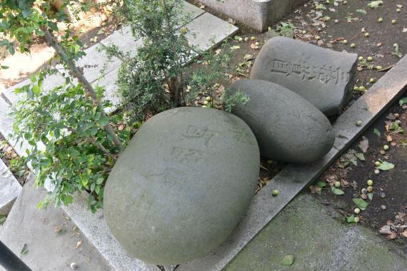 宿篠葉神明神社④