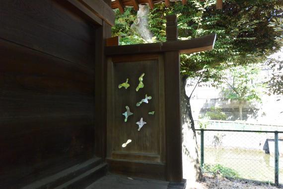 山王厳島神社④