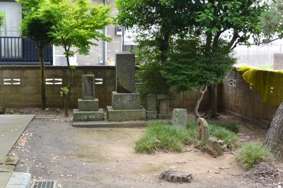 田茂井熊野神社③
