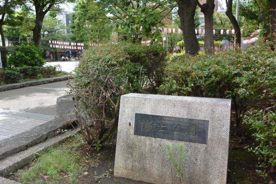 浅草富士浅間神社④