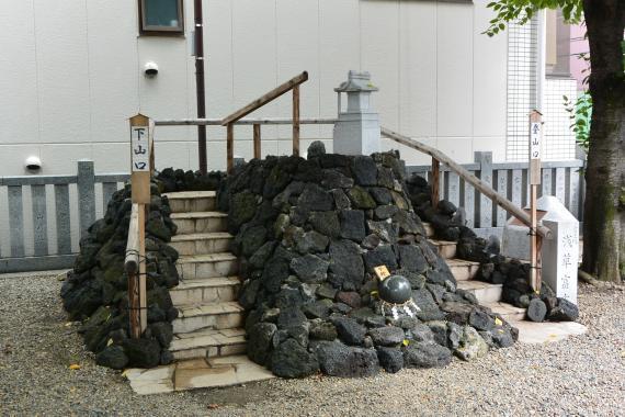 浅草富士浅間神社⑥