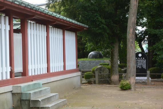 柴又八幡神社②