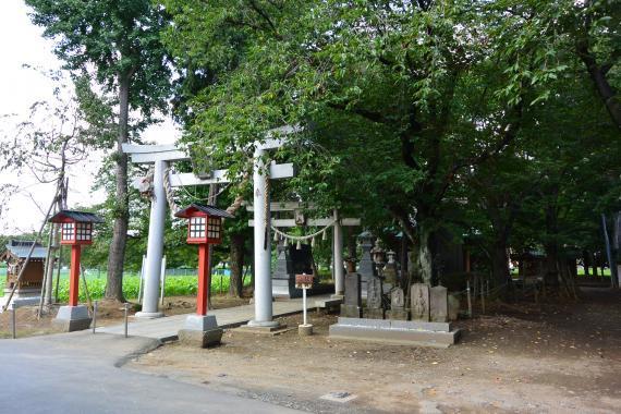 旭氷川神社①