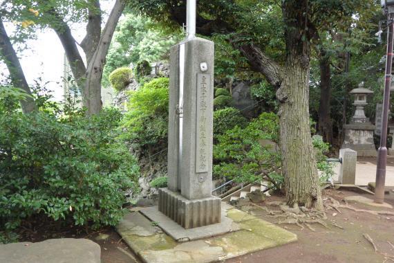 品川神社⑦