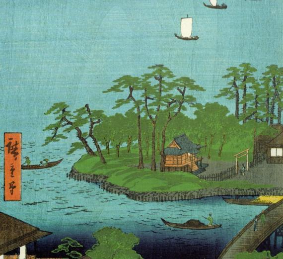 利田神社②