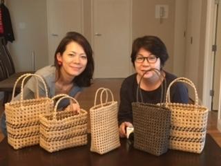 エミコさんとヨシミさん