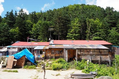 南御室小屋