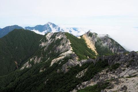 甲斐駒・地蔵岳