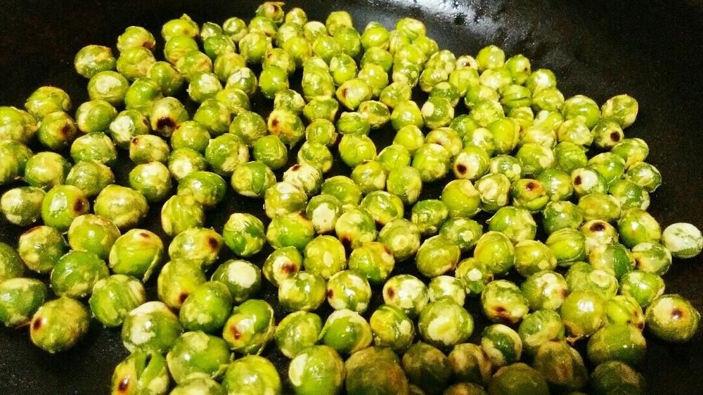 エンドウ豆のおやつの作り方3