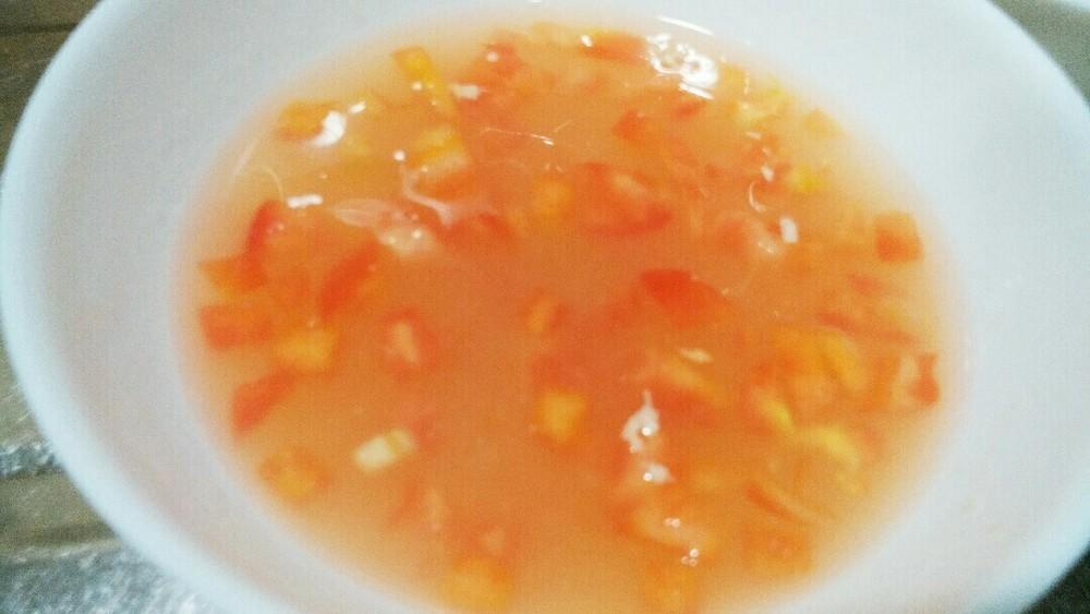トマトチキン寒天の作り方3