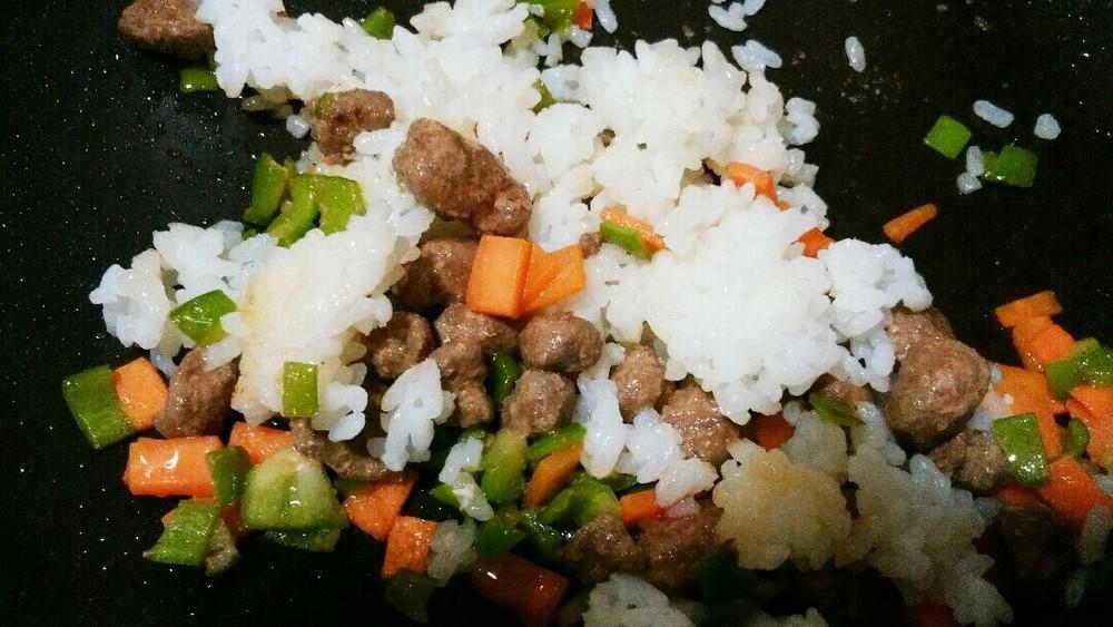 がっつりヘルシー肉ご飯の作り方5