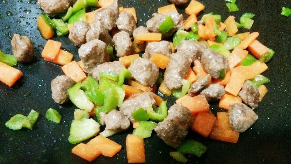 がっつりヘルシー肉ご飯の作り方4